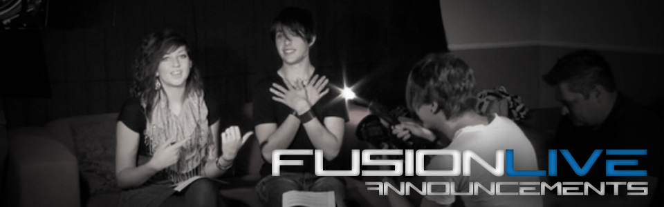 Fusion Announcements