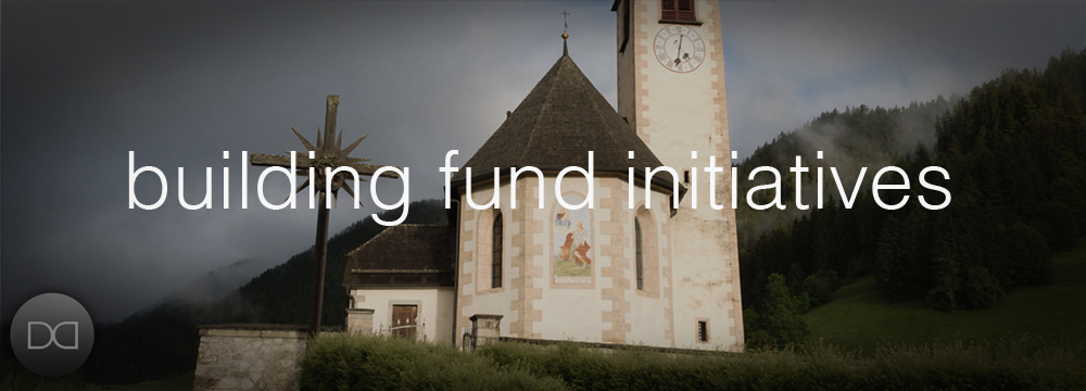Feature image- Building Fund initiatives