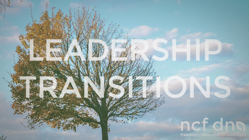 NCF DNA Standard Portfolio Feature LEADERSHIP TRANSITIONS