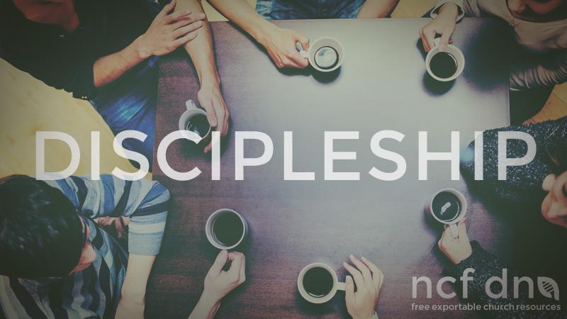 NCF DNA Standard Portfolio Feature 5 minutre Discipleship