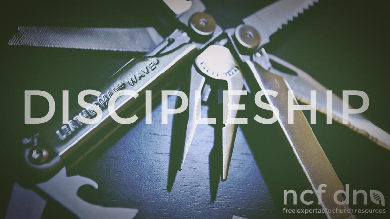 NCF DNA Standard Portfolio Feature Discipleship1