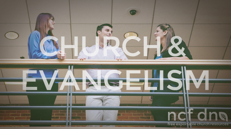 NCF DNA Standard Portfolio Feature EVANGELISM