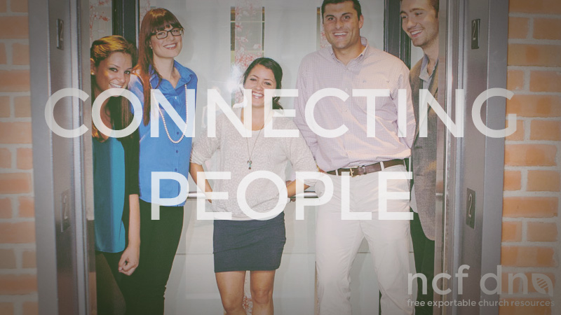 NCF DNA Standard Portfolio Feature CONNECTING PEOPLE