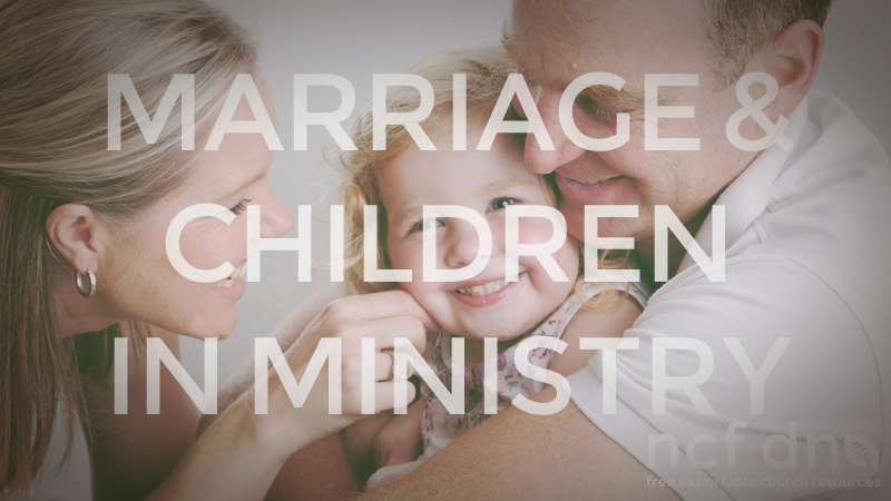 NCF DNA Standard Portfolio Feature MARRIAGE & KIDS