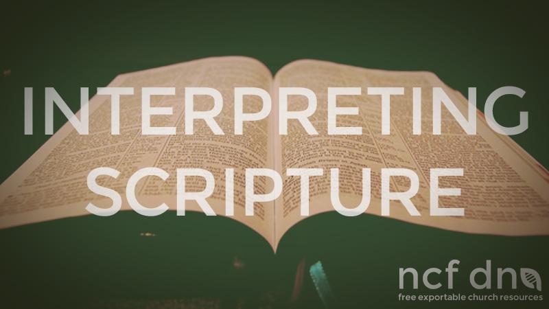NCF DNA Standard Portfolio Feature SCRIPTURE
