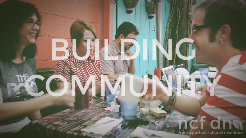 NCF DNA Standard Portfolio Feature COMMUNITY