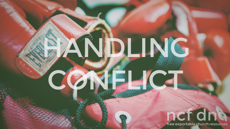 NCF DNA Standard Portfolio Feature HANDLING CONFLICT