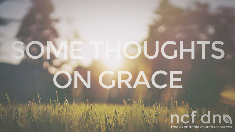 thoughtdongrace