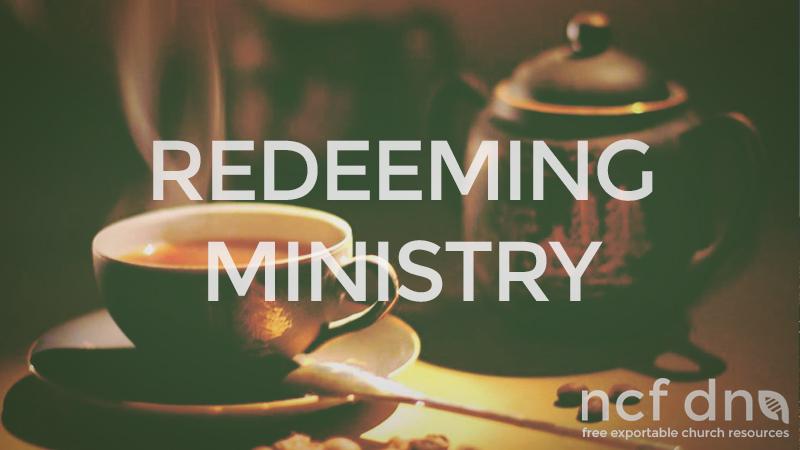 redeemingministry