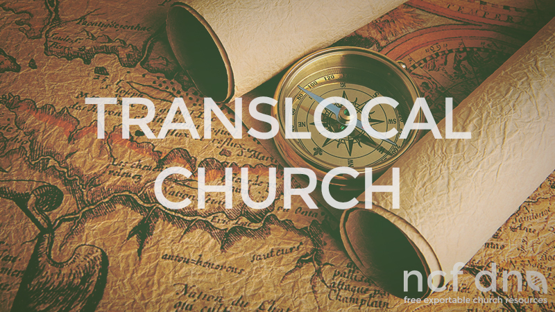 translocal church
