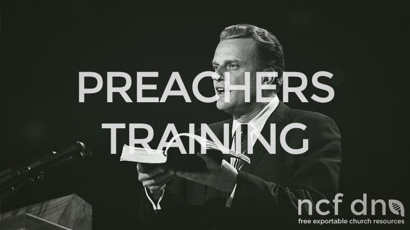 preacherstraining